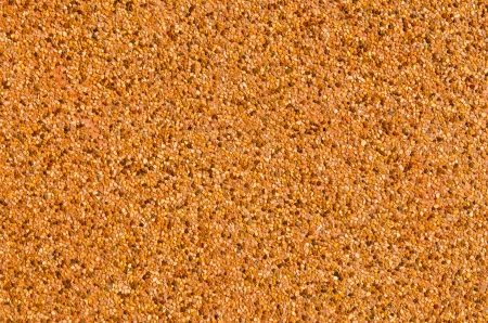Background of sand wash wall, Thailand. Stock Photo