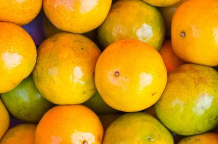 mandarine: Fresh Mandarine oranges, Thailand.