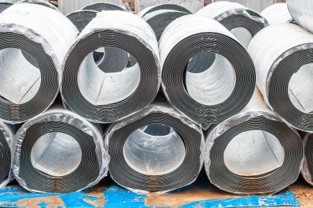 Insulation roll, Thailand photo