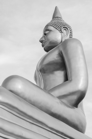 Luangpoo Sothon statue, Thailand photo
