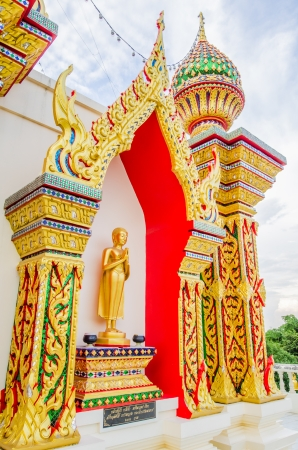 Some part of Khaodin temple, Thailand photo
