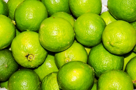 ingradient: Fresh lemons background, Thailand
