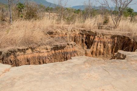 quake: Lalu park, amazing place at Sakaeo province, Thailand