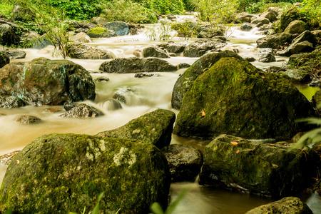nang: Nang Rong Waterfall, Thailand