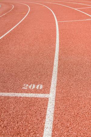 pista de atletismo: Sendero en tailand�s, Tailandia