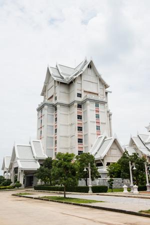 thai style: Thai style building, Thailand Stock Photo