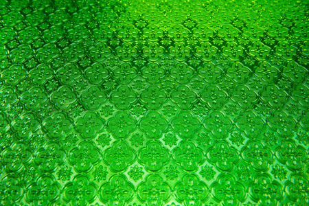 glass panel: Texture of green glass panel