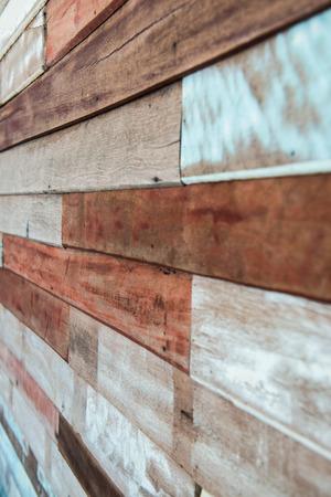 pared madera: Antecedentes de la vieja pared de madera, Tailandia. Foto de archivo