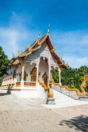 chiangmai province: Falang temple at Chiangmai province, Thailand.