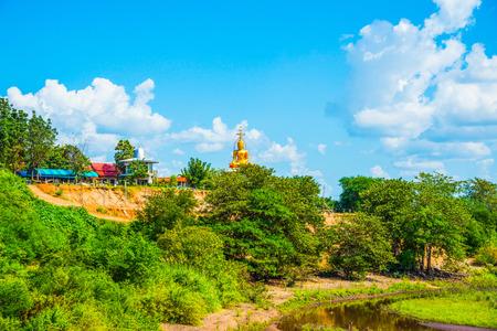 Landscape of Bhumibol Dam, Thailand. photo