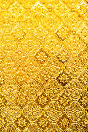 glass panel: Texture of brown glass panel, Thailand. Stock Photo