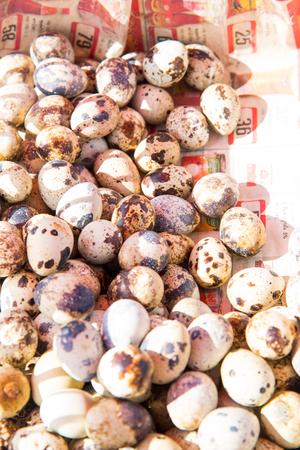 huevos de codorniz: Antecedentes de huevos de codorniz, Tailandia
