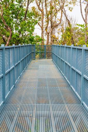 botanic: Canopy walkway of Queen Sirikit Botanic Garden, Thailand