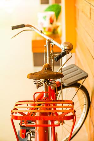 saddle: Bike leather saddle, Thailand