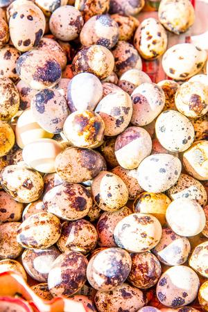 huevos codorniz: Antecedentes de huevos de codorniz, Tailandia