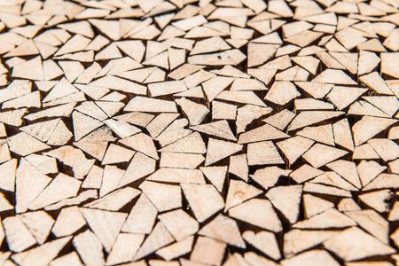 woodshed: Wood background, Thailand