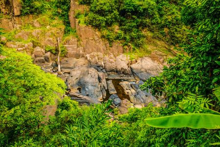 korat: Landscape of khaoyai national park, Thailand. Stock Photo