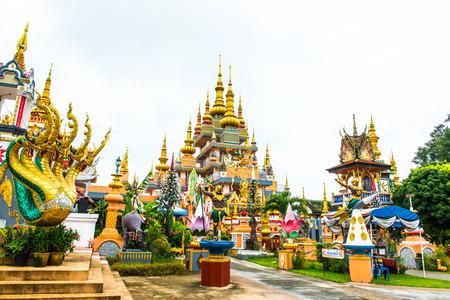temple thailand: Huai Sai Khao Temple, Thailand