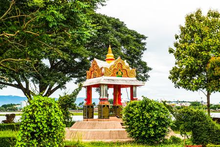 Shunyata Wihantham at Phayao Province, Thailand.