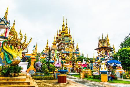 Huai Sai Khao Temple, Thailand