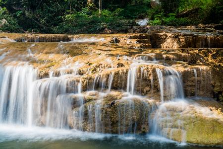 Natural view in Doi Phu Nang national park, Thailand.