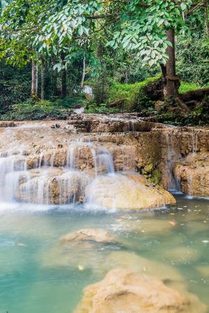 phu: Natural view in Doi Phu Nang national park, Thailand.