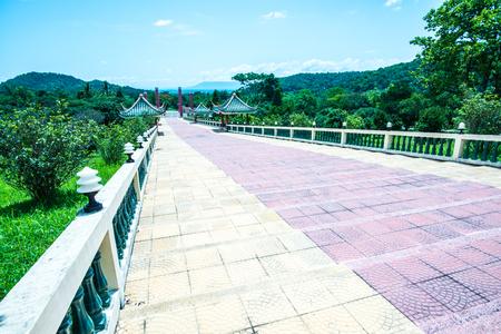 Ji Gong Shrine at Chiangrai Province, Thailand.