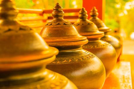 Thai style water pot, Thailand.