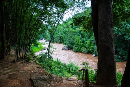 Ob Luang National Park in Chiangmai Province, Thailand.