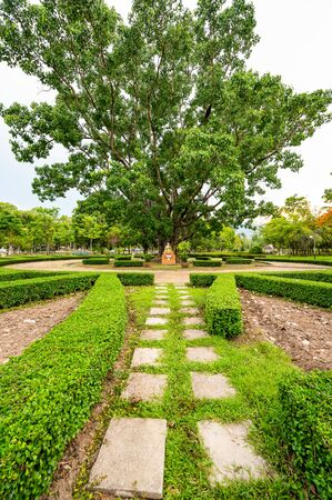 Lanna Rama 9 Park is a important public park in Chiang Mai province.