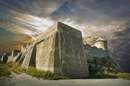 odessa: Akkerman fortress in Belgorod Dnestrovsky near Odessa Ukraine