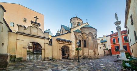 Armenian Church in Lviv Ukraine
