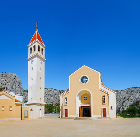 church of Saint Peter in Omis Croatia