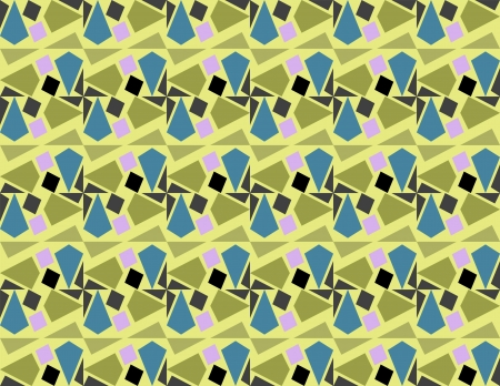 piedra laja: Mosaico colorido del fondo