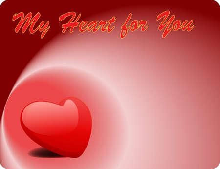 Happy Love in Valentine Stock Vector - 17005318