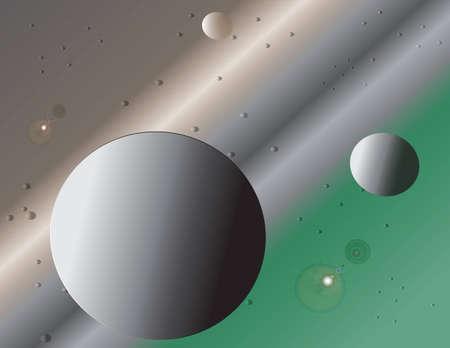 정오: 지구와 우주에 정오에 대한 상상