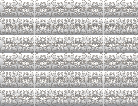 Línea Curva Nuevo Diseño de patrón de fondo
