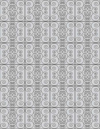New Line Diseño colorido Curve Background Pattern II Foto de archivo - 17062507