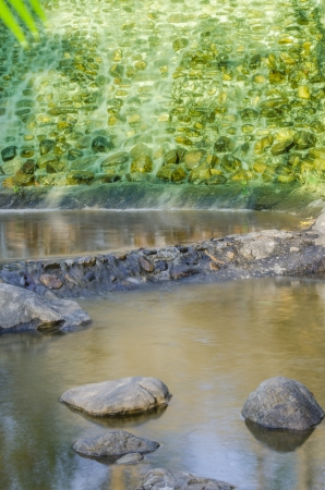 spillway: Little Waterfall and Canal