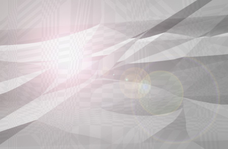 The Abstract and Background Texture Sun Flare with Mountain in Two Tone. Stock Photo