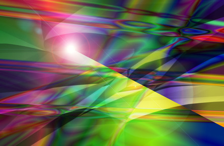 The Colorful Abstract and Background Texture Pattern with Sun Flare.