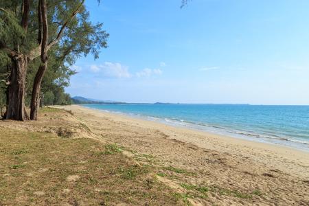 Pakarank Beach, Pang-Nga Province, Thailand photo