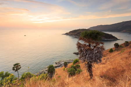 Cape Promthep, Phuket, Thailand photo