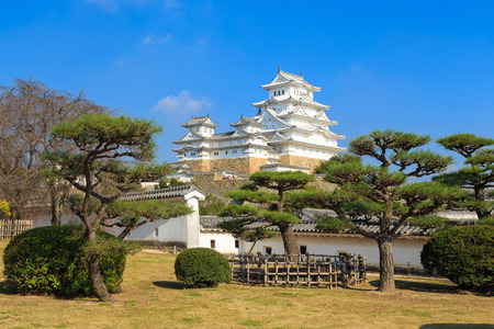 japanese ninja: Himeji Castle, Japan,