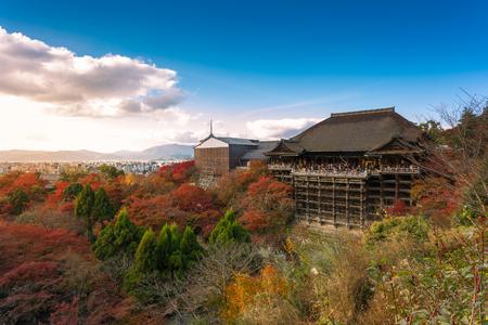 Kiyomizu-dera Temple in Kyoto, Japan Editorial
