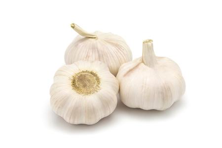 spiciness: Garlic on the white