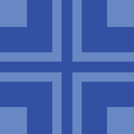 Cadre papier peint à la mode conception de page Web de fond en lignes bleues.