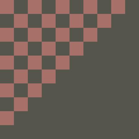 Squares wallpaper trendy pattern design