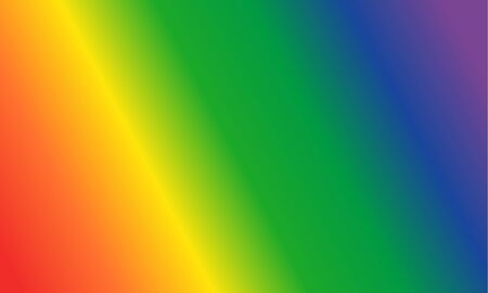 Abstract colorful gradient with empty background in bright colors card .