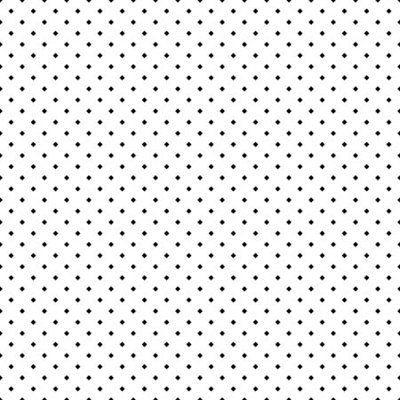 Dot grid seamless pattern, mosaic backdrop template. Abstract background, vector illustration . Vettoriali